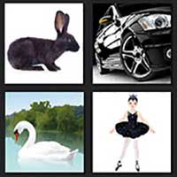 4 pics 1 movie answer cheat Black Swan