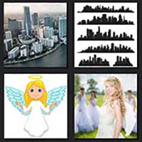 4 pics 1 movie answer cheat City of Angels