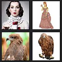 4 pics 1 movie answer cheat Ladyhawke