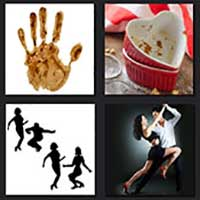 4 pics 1 movie answer cheat Dirty Dancing