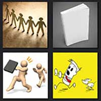 4 pics 1 movie answer cheat The Paper Chase