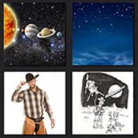 4 pics 1 movie answer cheat Space Cowboys