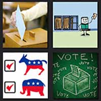 4 pics 1 movie answer cheat Election