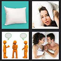 4 pics 1 movie answer cheat Pillow Talk