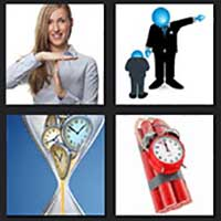 4 pics 1 movie answer cheat Out of Time