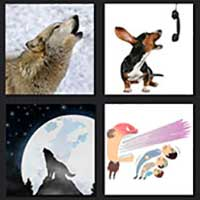 4 pics 1 movie answer cheat The Howling