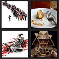4 pics 1 movie answer cheat The Last Samurai