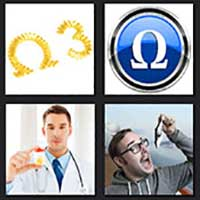 4 pics 1 movie answer cheat The Omega Man