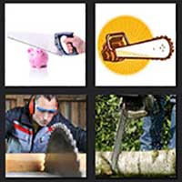 4 pics 1 movie answer cheat Saw