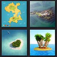 4 pics 1 movie answer cheat The Island