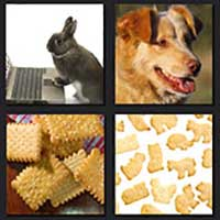 4 pics 1 movie answer cheat Animal Crackers