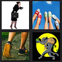 4 pics 1 movie answer cheat Sneakers
