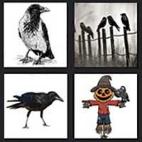 4 pics 1 movie answer cheat The Crow
