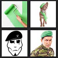 4 pics 1 movie answer cheat The Green Berets