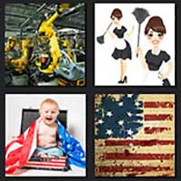 4 pics 1 movie answer cheat Made in America