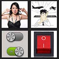 4 pics 1 movie answer cheat Noises Off