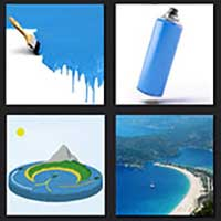4 pics 1 movie answer cheat The Blue Lagoon