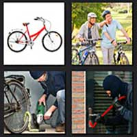 4 pics 1 movie answer cheat Bicycle Thieves