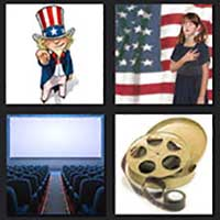 4 pics 1 movie answer cheat American Movie