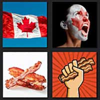 4 pics 1 movie answer cheat Canadian Bacon