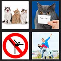 4 pics 1 movie answer cheat Cats Don't Dance