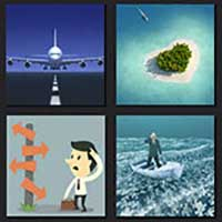 4 pics 1 movie answer cheat Land of the Lost