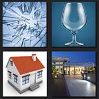 4 pics 1 movie answer cheat The Glass House
