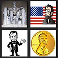 4 pics 1 movie answer cheat Lincoln