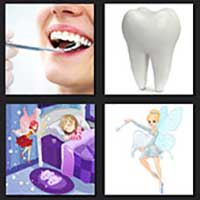 4 pics 1 movie answer cheat Tooth Fairy