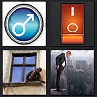 4 pics 1 movie answer cheat Man on a Ledge
