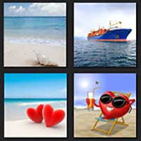 4 pics 1 movie answer cheat Sea of Love
