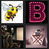 4 pics 1 movie answer cheat Bee Movie