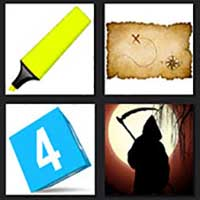 4 pics 1 movie answer cheat Marked for Death