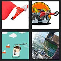 4 pics 1 movie answer cheat Dragnet