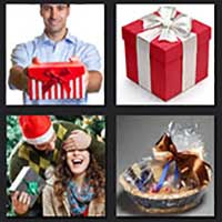 4 pics 1 movie answer cheat The Gift
