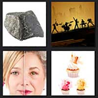 4 pics 1 movie answer cheat Rock of Ages