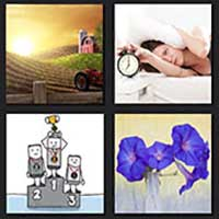 4 pics 1 movie answer cheat Morning Glory