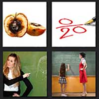 4 pics 1 movie answer cheat Bad Teacher