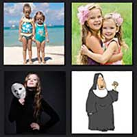 4 pics 1 movie answer cheat Sister Act