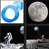 4 pics 1 movie answer cheat Man on the Moon