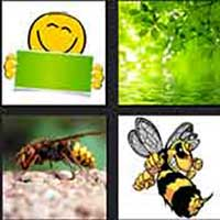 4 pics 1 movie answer cheat The Green Hornet