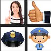 4 pics 1 movie answer cheat One Good Cop