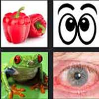 4 pics 1 movie answer cheat Red Eye