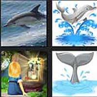 4 pics 1 movie answer cheat Dolphin Tale