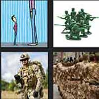 4 pics 1 movie answer cheat Small Soldiers