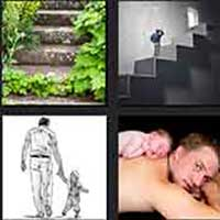 4 pics 1 movie answer cheat The Stepfather