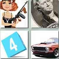 4 pics 1 song answers and cheats level 100