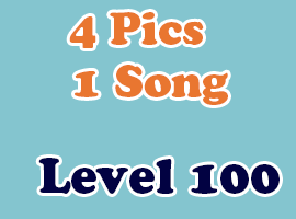 4pics1song-level100