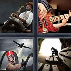 4 Pics 1 Word Answers And Cheats Level 401