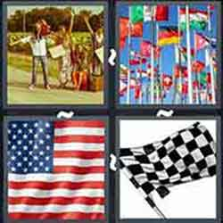4 pics 1 word answers 4 letters pt 47 4 pics 1 word answers and cheats level flag expocarfo